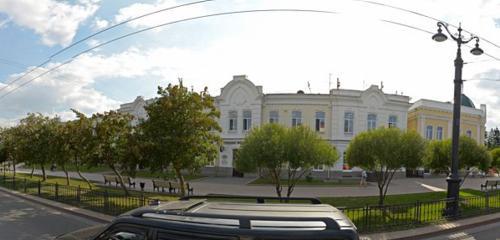 Панорама гостиница — Brick Walls — Омск, фото №1