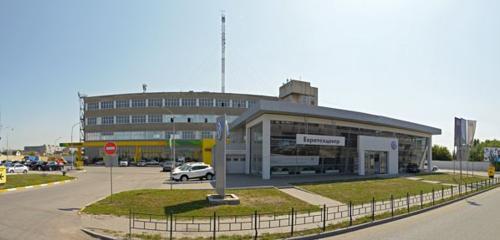 Panorama gas station — Topline — Omsk, photo 1