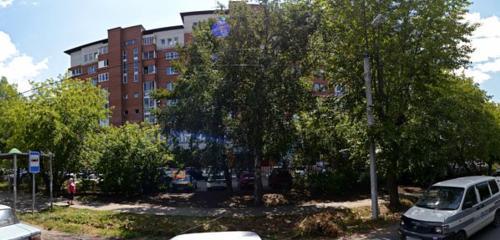 Panorama goods for holiday — Vozdushny festival — Omsk, photo 1