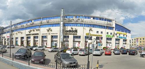 Панорама ювелирный магазин — Ювелирторг — Омск, фото №1
