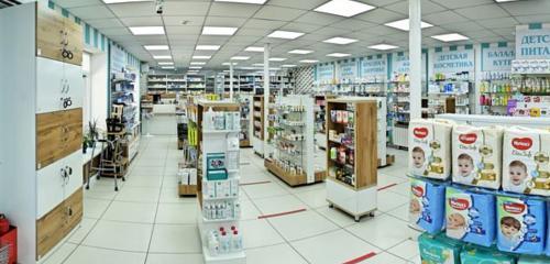 Панорама аптека — Садыхан — Алматы, фото №1