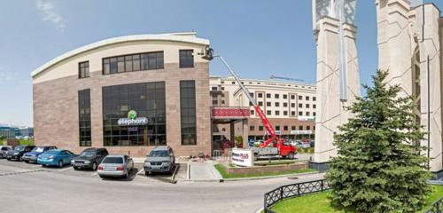 Панорама быстрое питание — Elephant — Алматы, фото №1