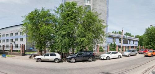 Панорама ВУЗ — Академия логистики и транспорта — Алматы, фото №1