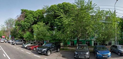 Панорама ВУЗ — Университет международного бизнеса — Алматы, фото №1