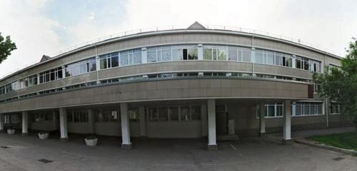 Панорама гимназия — Специализированная гимназия № 12 им. Ш. Уалиханова — Алматы, фото №1