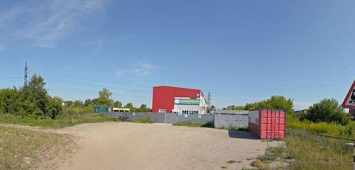 Панорама магазин автозапчастей и автотоваров — Автобэст-запчасти — Новосибирск, фото №1
