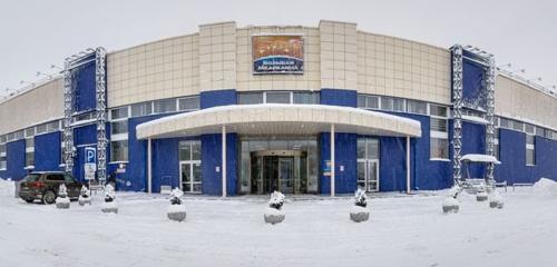 Panorama shopping mall — Great bear — Novosibirsk, photo 1