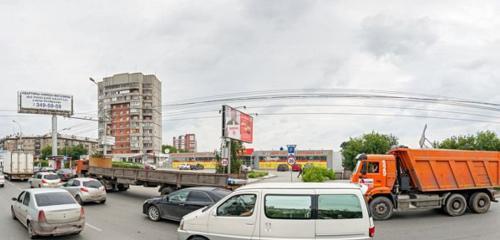 Панорама строительный магазин — Крепежная Оптовка — Новосибирск, фото №1