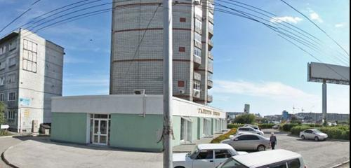 Панорама супермаркет — Пятёрочка — Новосибирск, фото №1