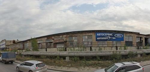 Панорама металлоизделия — ГК центр Фасадных Решений — Новосибирск, фото №1