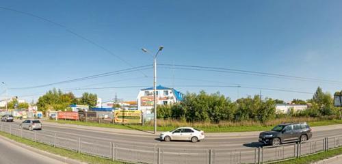 Панорама строительные и отделочные работы — Альянс-Строй — Томск, фото №1