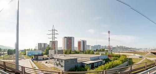 Панорама приём вторсырья — Вторично сырьевой рынок — Красноярск, фото №1