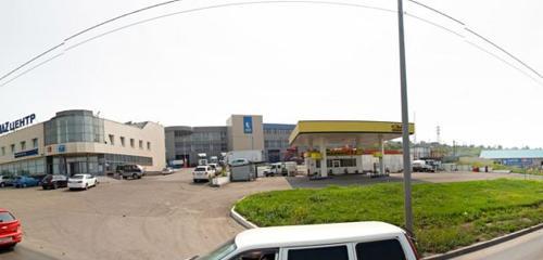 Панорама кузовной ремонт — Камбэк — Красноярск, фото №1