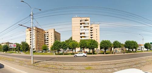 Панорама магазин автозапчастей и автотоваров — Одиссей-Авто — Красноярск, фото №1