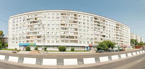 Панорама магазин автозапчастей и автотоваров — Зенит — Красноярск, фото №1