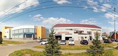 Панорама автомойка — Автомойка Ситэк-Инвест — Красноярск, фото №1