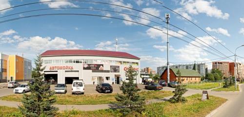 Панорама пункт техосмотра — Техосмотр — Красноярск, фото №1