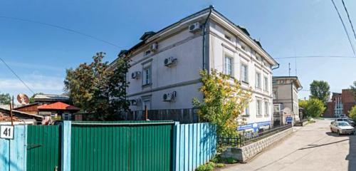 Панорама лестницы и лестничные ограждения — Лестницы Шипицин — Иркутск, фото №1