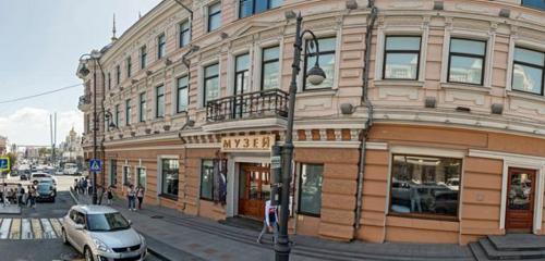 Панорама музей — Музей истории Дальнего Востока имени В.К. Арсеньева — Владивосток, фото №1