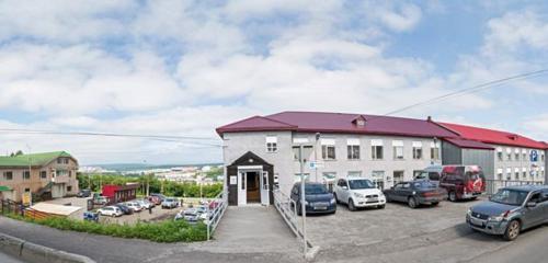 Панорама шторы, карнизы — Дом Ткани — Петропавловск-Камчатский, фото №1